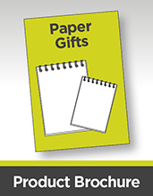 Download Product Brochure Paper Gifts