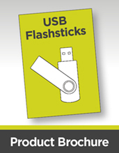 Download Product Brochure USB Sticks