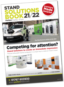 Stand Solutions Cover 2021